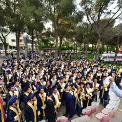 Soma MYO Mezuniyet Töreni