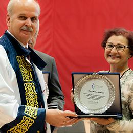 Prof. Dr. A.Kemal Çelebi ve Reyhan Geriter